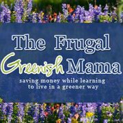 Amanda @ The Frugal Greenish Mama