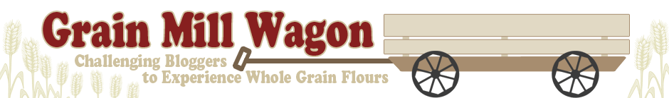 Grain Mill Wagon | Challenging Food Bloggers to experience whole grain flours