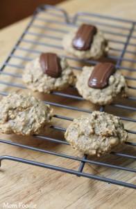Munchy Crunchy Gluten-Free Peanut Butter Cookies