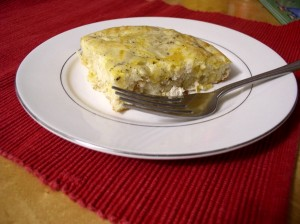 Easy Dinner Pie