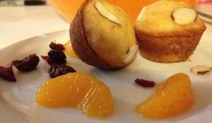 Orange Cranberry Mini Muffins