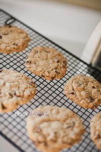 Perfected Whole Grain Chocolate Chip Cookies