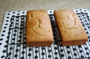 Blue Ribbon Hard White Wheat Banana Bread