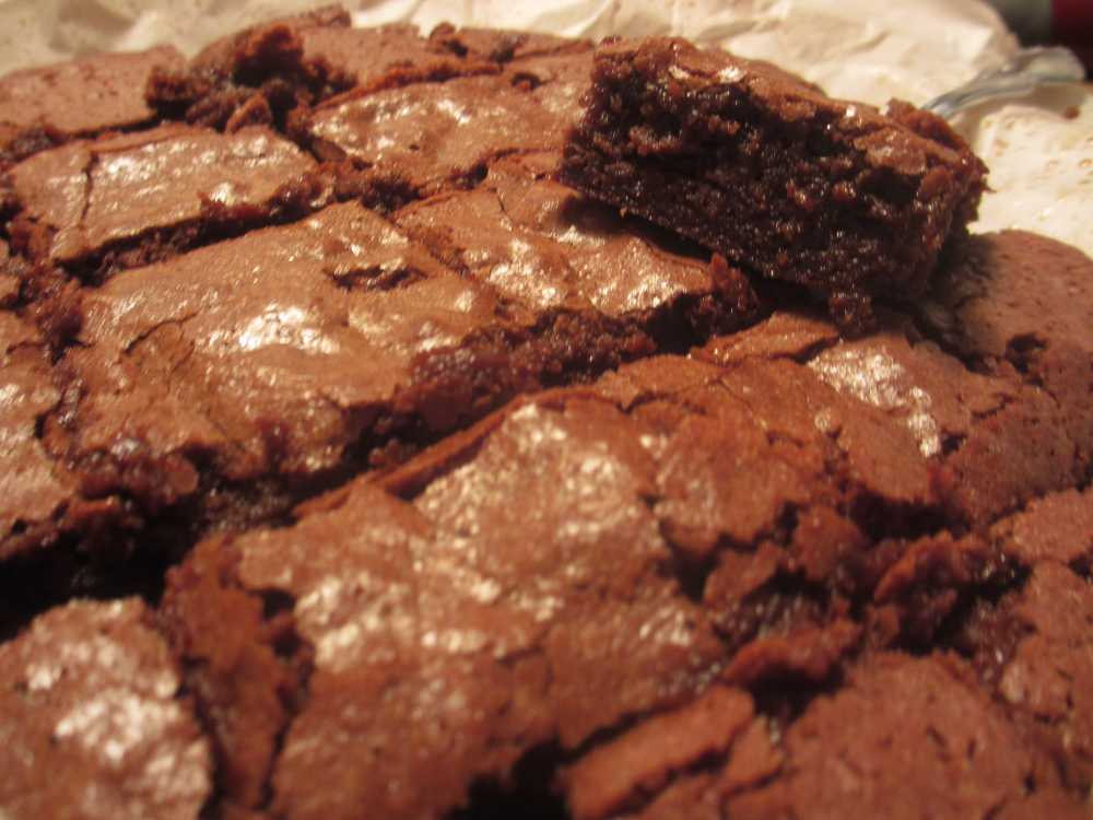 40 Minute Brownies, Start To Finish
