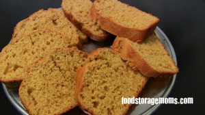 Apricot Preserves/Jam Bread