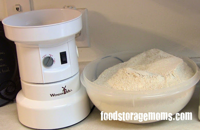 Wondermill Wheat Grinder