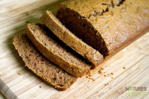 Zucchini Spice Bread with Coconut Oil_3736