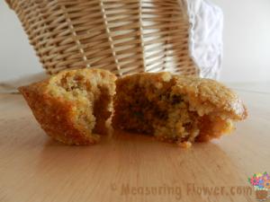 Bacon Maple Corn Muffins