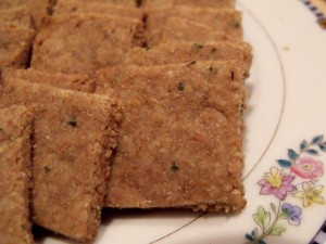Mulit-grain cracker