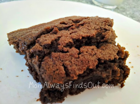 gluten free brownies recipe #gfree