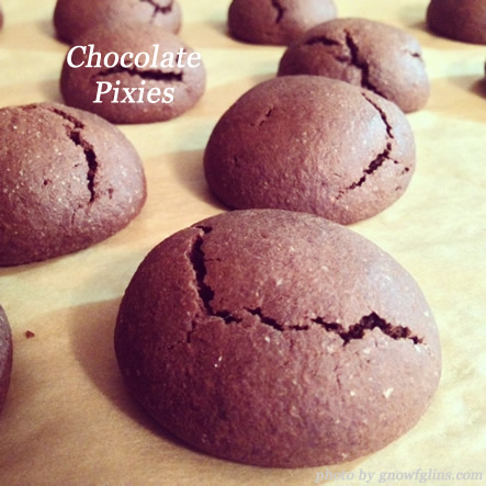Sprouted Chocolate Pixies