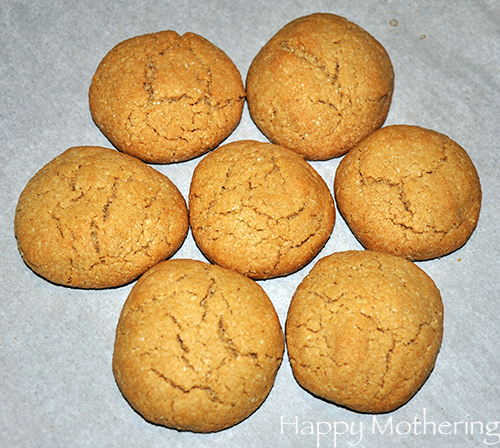 Gluten Free, Vegan Maple Drop Cookies