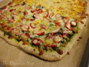Grain Mill Pizza Crust 4