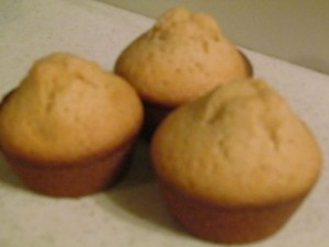 Coffee Shop Corn Muffins