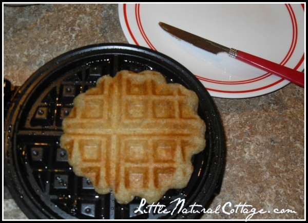 Whole Grain Belgian Waffles