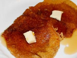 100% Spelt Pancakes