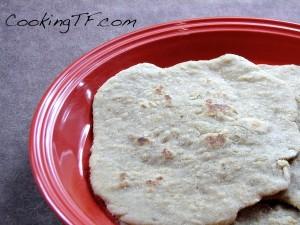 Naan Bread from CookingTF.com