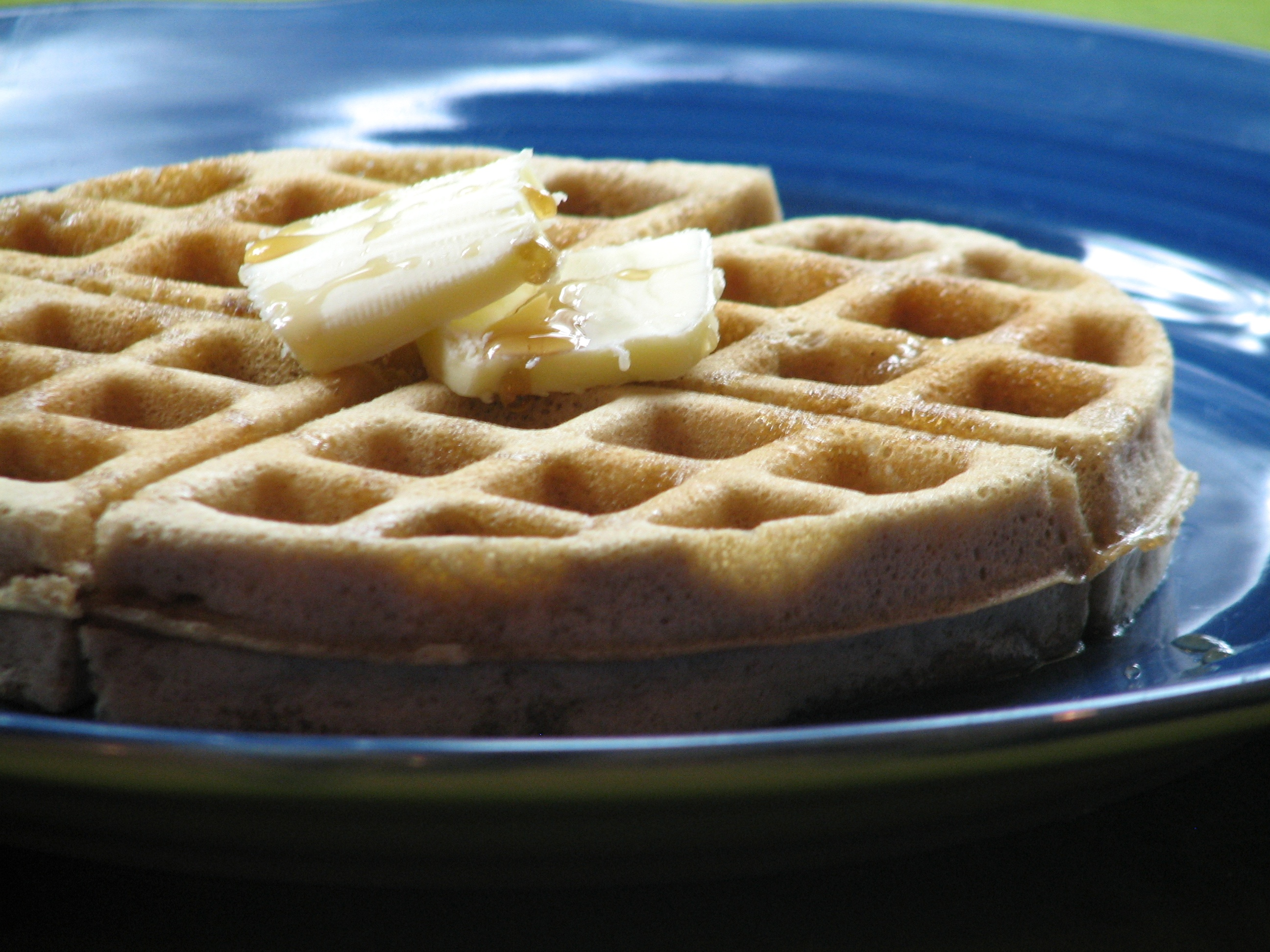 Soaked Gluten-Free Waffles from CookingTF.com