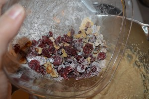 Cranberry Orange Muffins5