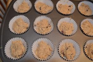 Cranberry Orange Muffins7