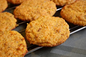 Sweet Potato Biscuits (Gluten-Free)