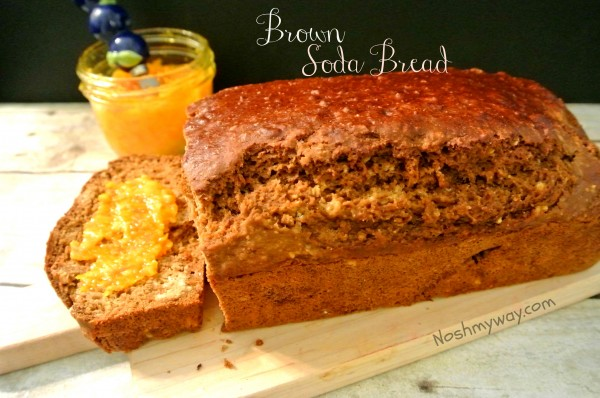 Brown Soda Bread recipe