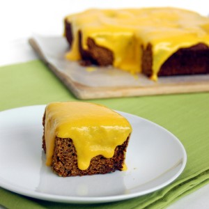 Mango Cake (gluten, dairy & sugar-free)