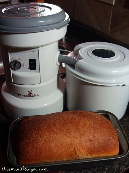 Delicious Half and Half Loaf Bread