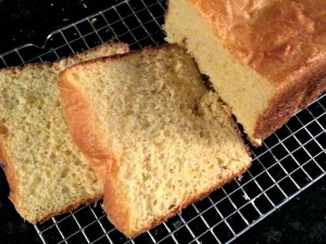 Easy Fresh Egg Bread
