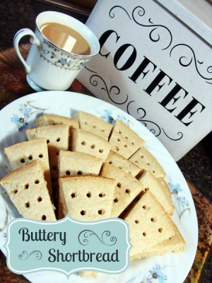 Buttery Shortbread by Let This Mind Be in You