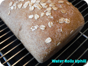 Date-Walnut Brown Bread