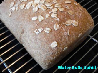 Date-Walnut Brown Bread