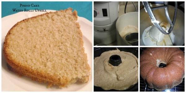 White Mill Cake Baking Instructions