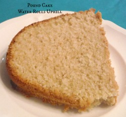 Cream Cheese Pound Cake