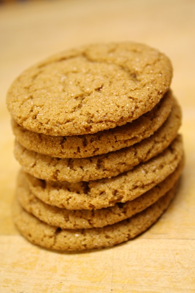 Ginger Snaps with kids.