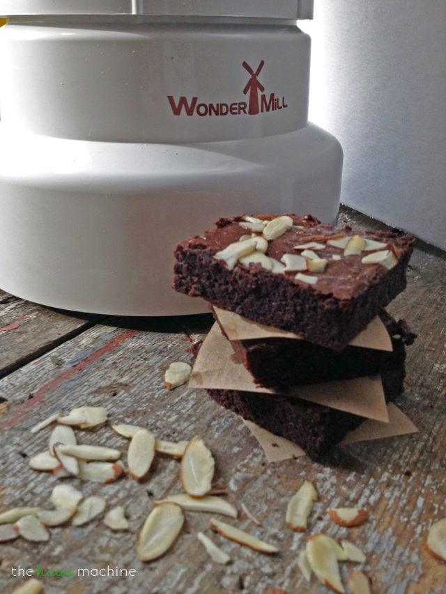Quinoa Flour Brownies2