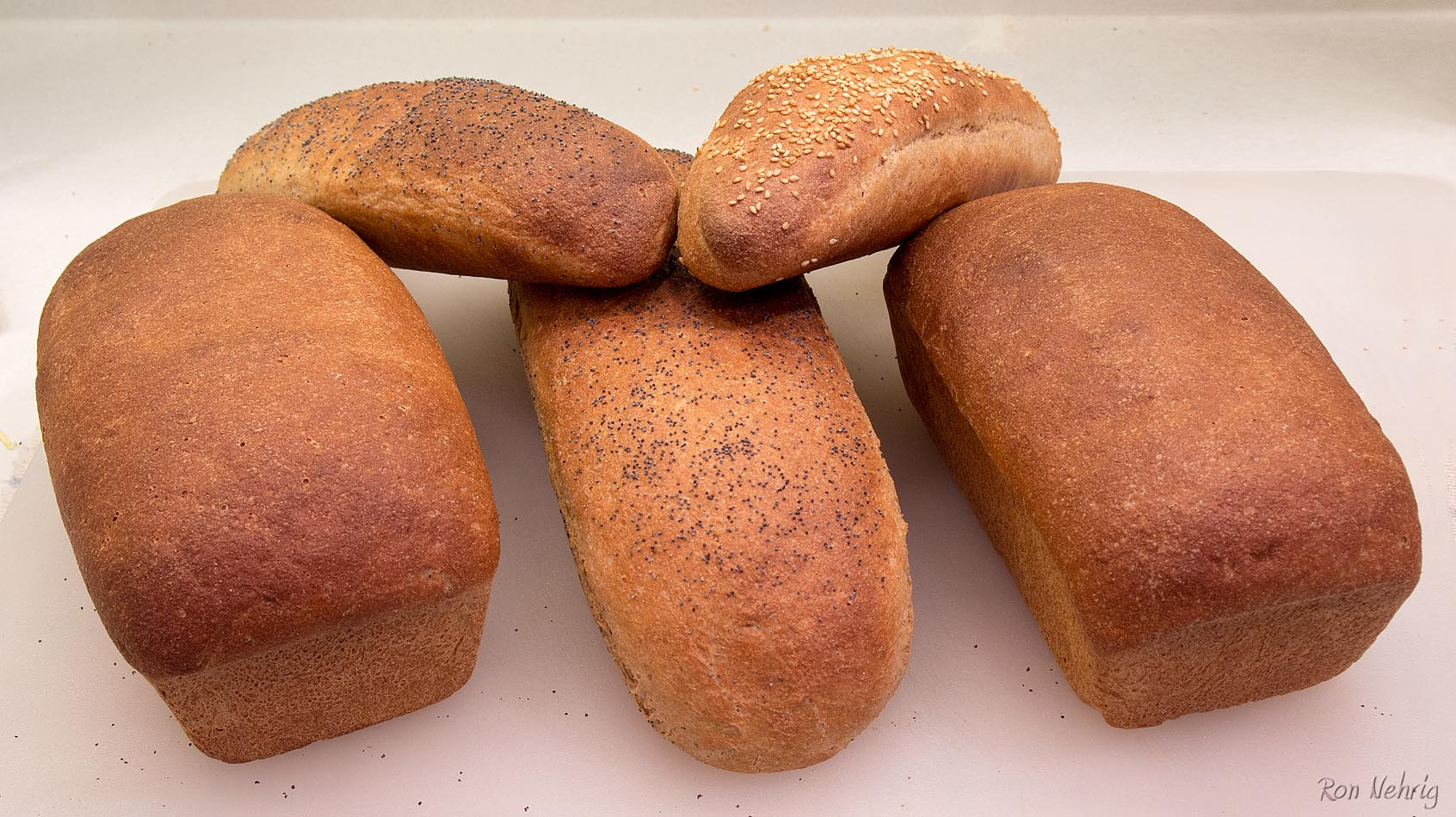 Sourdough Country Bread