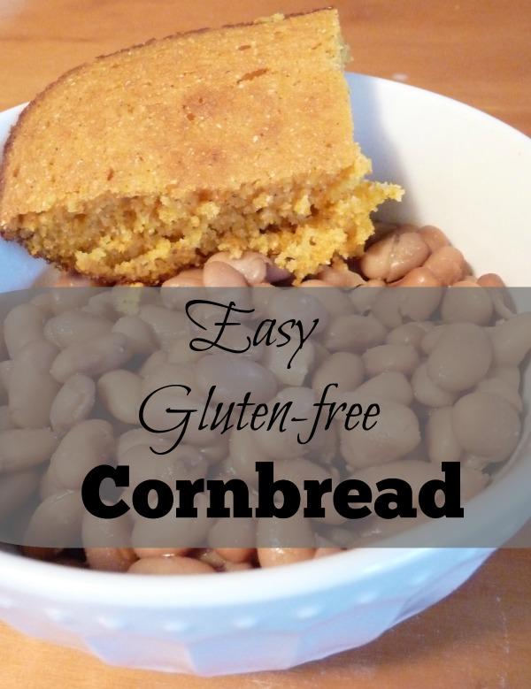 Gluten Free Cornbread | Grain Mill Wagon