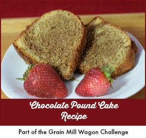 Chocolate Pound Cake feature