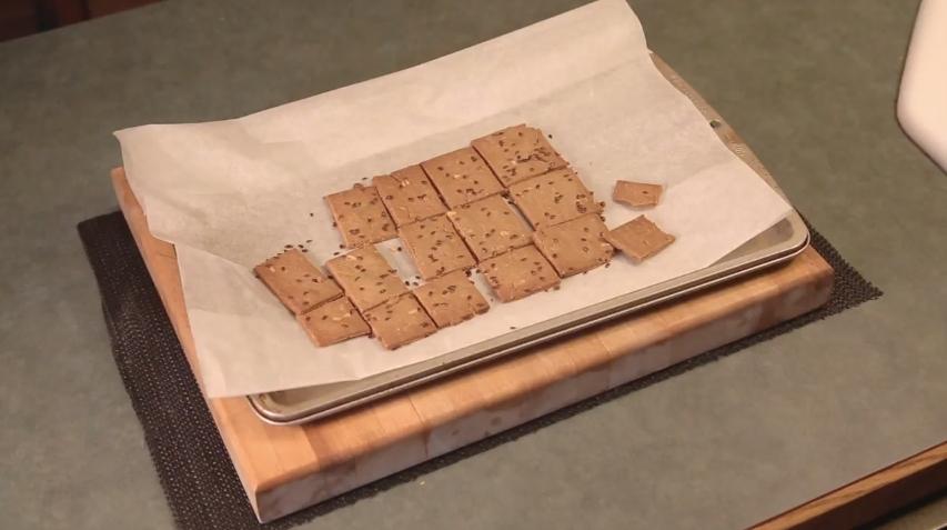 Lentil Crackers – Gluten Free