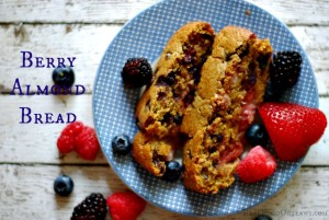 Berry Almond Bread