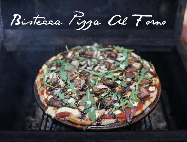 Bistecca Pizza Al Forno