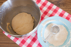 pizza dough 3