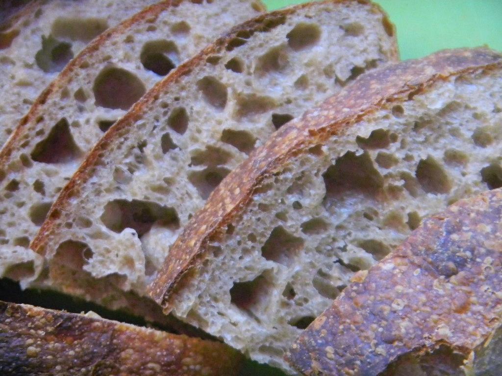 Spelt, Emmer, Rye and Wheat Sourdough – 50% Whole Grain