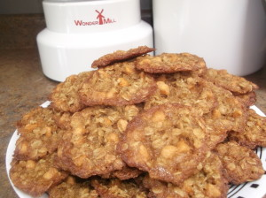 WonderMill Oatmeal Scotchies 004