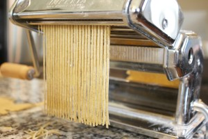 Whole Wheat Pasta with Brown Butter Sage Sauce