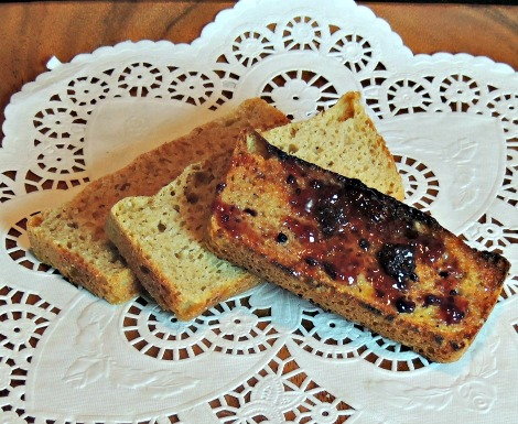 Easy Peasy English Muffin Bread |Backdoor Survival|