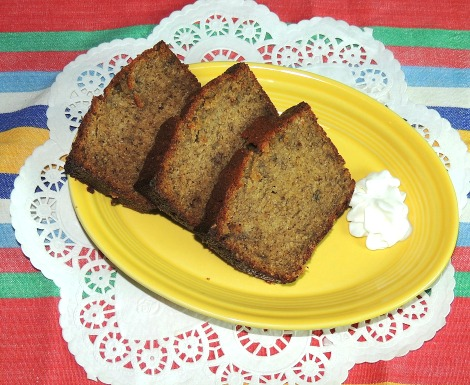 Banana Bread Good to Eat
