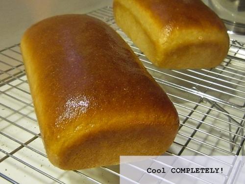 Sweet Wheat Sandwich Bread