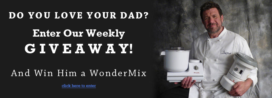 Enter for a chance to win a WonderMix